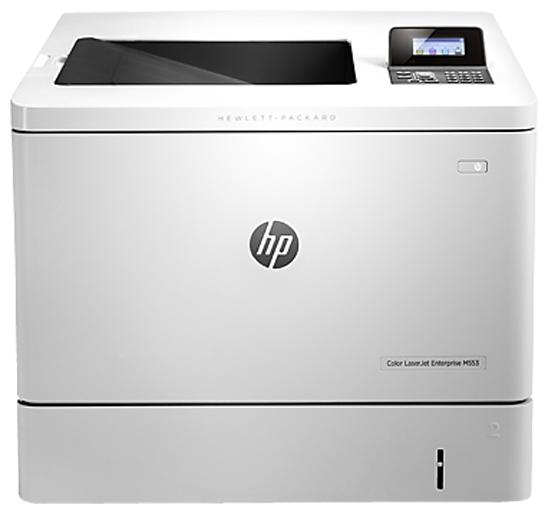 Принтер А4 цветной HP LaserJet Enterprise M552dn (B5L23A)