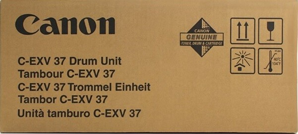 Фотобарабан Canon Drum Unit C-EXV37 для iR1730/40/50, Black (2773B003)