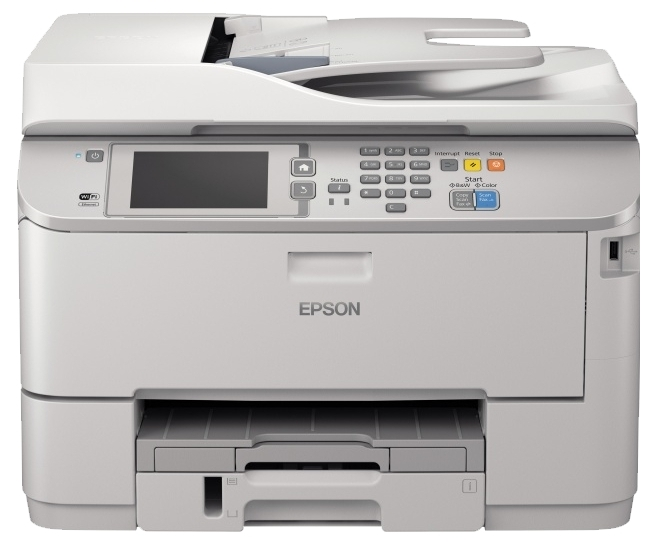 МФУ А4 монохромное Epson WorkForce Pro WF-M5690DWF (C11CE37401)