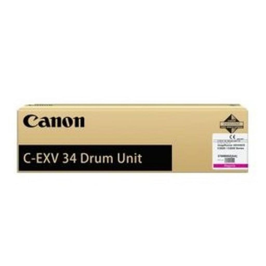 Фотобарабан Canon Drum Unit C-EXV34 для iRAC20xx, Magenta (3788B003)